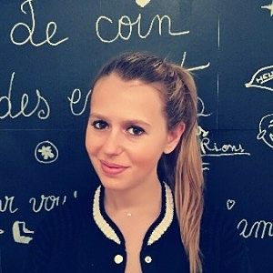 Manon Arditti - infirmière à Paris
