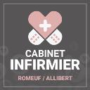 logo Cabinet Infirmier ROMEUF / ALLIBERT