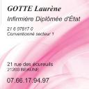 Laurène GOTTE - infirmier(e) à Beaune
