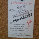 Clémentine Jean - infirmière à Bourg les valence