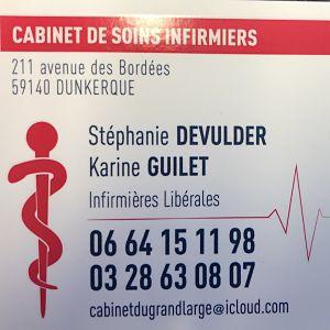 Karine Guilet - infirmier(e) à Dunkerque