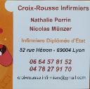 logo Cabinet Croix Rousse Infirmiers