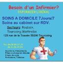 Loualid SEHAILIA - infirmier à Tourcoing