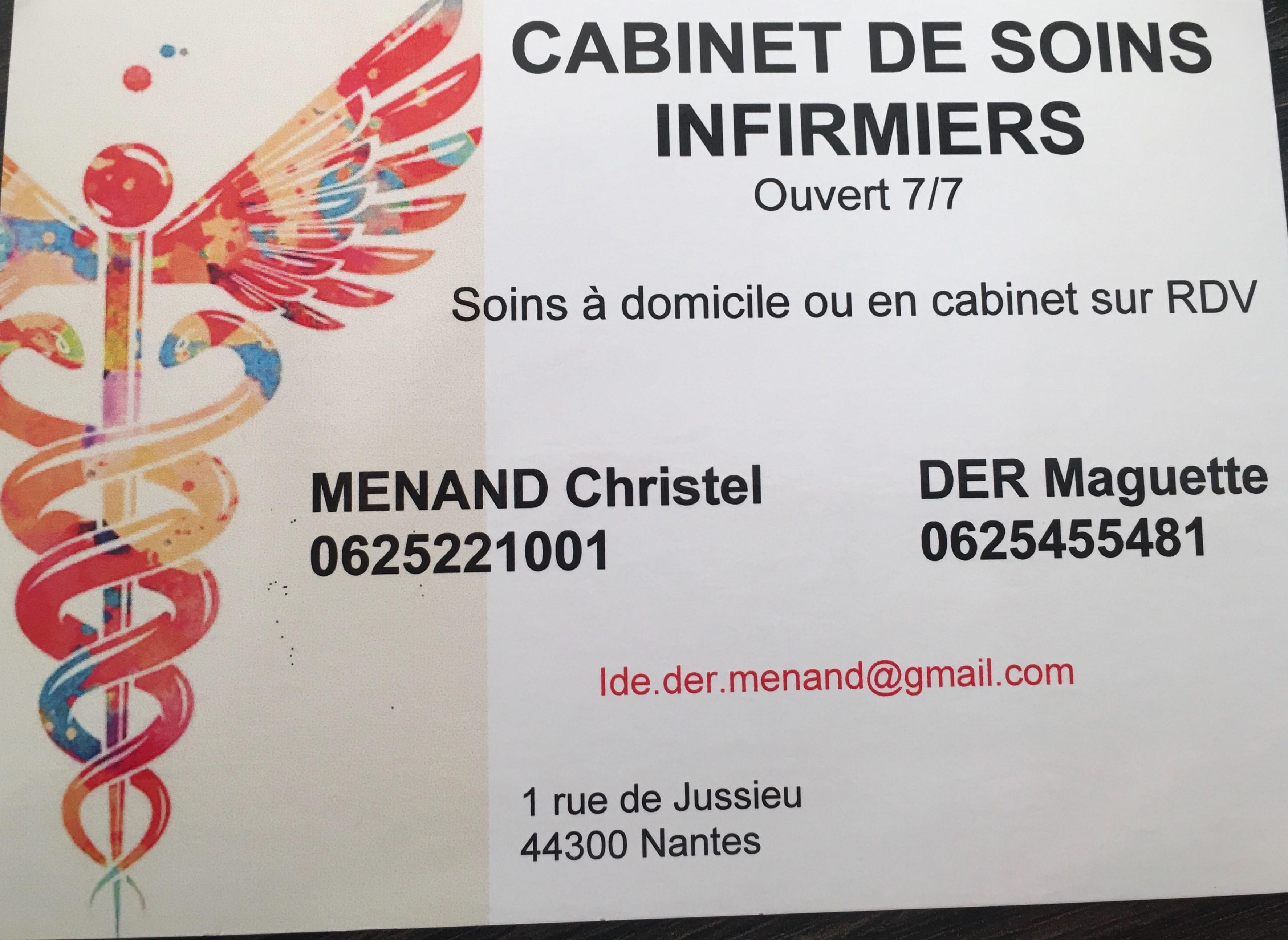 Maguette Der - infirmier(e) à Nantes