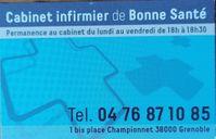 logo Cabinet Bonne santé