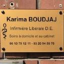 logo Cabinet de karima boudjaj