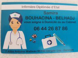 logo Cabinet Bouhacina Samira