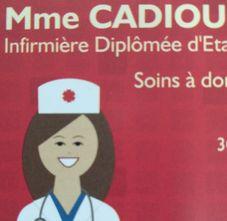 Jocelyne CADIOU - infirmier(e) à Paris
