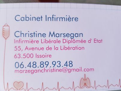 logo Cabinet de Christine Marsegan