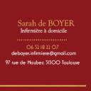 logo Cabinet de Sarah De BOYER MONTEGUT