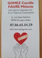 logo Cabinet de Gomez Camille et Faure Mélanie