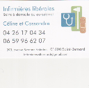 Celine Altinaoui - infirmier(e) à Saint-bernard