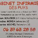 logo Cabinet Infirmier des Puys