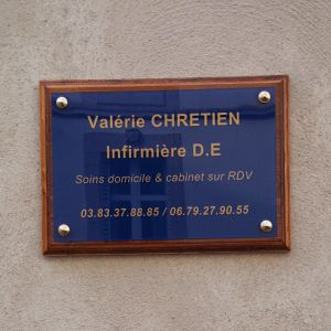 Chretien Mervelay Valerie  - infirmier(e) à Nancy
