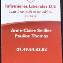 Pauline Thomas - infirmier(e) à Chambéry