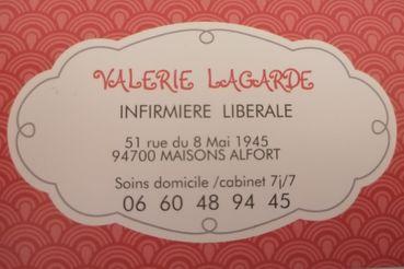 logo Cabinet de Lagarde Valérie